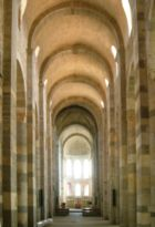 Payerne Church Nave tow East.JPG