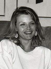 Michelle Pfeiffer en 1985