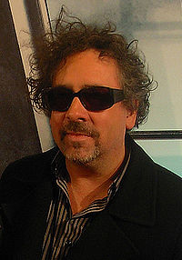 Tim Burton en abril de 2009.